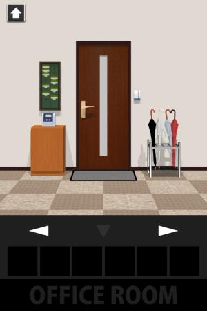Androidアプリ「脱出ゲーム OFFICE ROOM」のスクリーンショット 2枚目