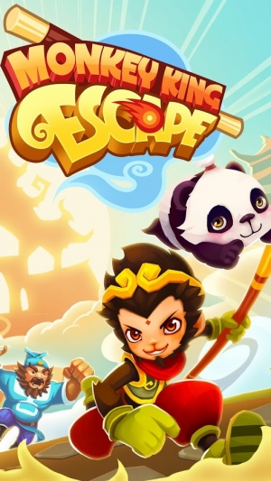 Androidアプリ「Monkey King Escape」のスクリーンショット 1枚目