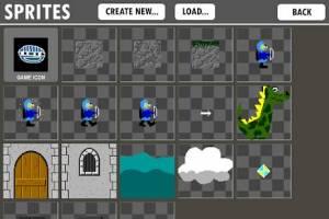 Androidアプリ「Game Creator」のスクリーンショット 4枚目