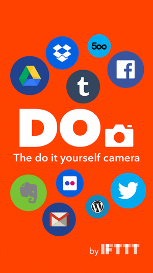 Androidアプリ「Do Camera by IFTTT」のスクリーンショット 2枚目