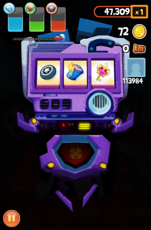 Androidアプリ「Build N' Rush」のスクリーンショット 5枚目