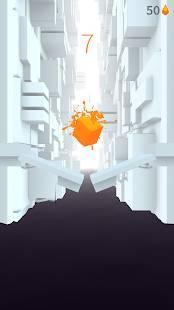 Androidアプリ「Jelly Jump」のスクリーンショット 1枚目