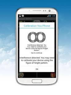 Androidアプリ「コンパス360 Proの(ベストアプリ)Compass」のスクリーンショット 2枚目