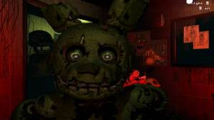 Androidアプリ「Five Nights at Freddy's 3」のスクリーンショット 2枚目