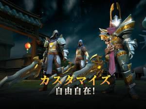 Androidアプリ「Dark Quest 5(ダーククエスト5)ハクスラRPG」のスクリーンショット 3枚目