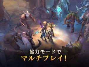 Androidアプリ「Dark Quest 5(ダーククエスト5)ハクスラRPG」のスクリーンショット 2枚目