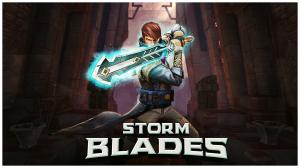 Androidアプリ「Stormblades」のスクリーンショット 1枚目