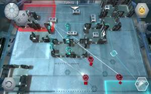 Androidアプリ「Frozen Synapse Prime」のスクリーンショット 4枚目