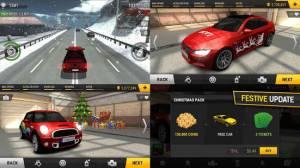 Androidアプリ「レーシングフィーバー」のスクリーンショット 4枚目