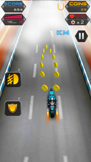 Androidアプリ「Cool Motorcycle」のスクリーンショット 5枚目