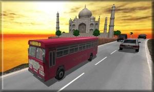 Androidアプリ「Bus Simulator 2015」のスクリーンショット 2枚目