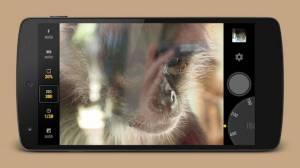 Androidアプリ「Manual Camera」のスクリーンショット 5枚目
