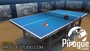 Androidアプリ「Pro Arena Table Tennis」のスクリーンショット 5枚目
