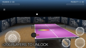 Androidアプリ「Pro Arena Table Tennis」のスクリーンショット 4枚目