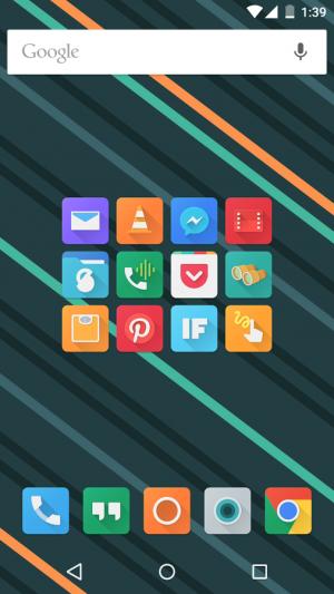 Androidアプリ「Switch UI - Icon Pack」のスクリーンショット 3枚目