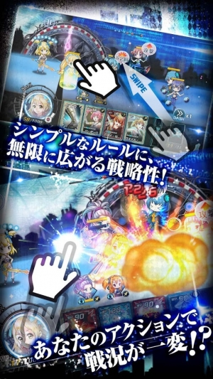 Androidアプリ「selector battle with WIXOSS」のスクリーンショット 2枚目