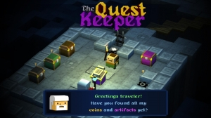 Androidアプリ「The Quest Keeper」のスクリーンショット 1枚目