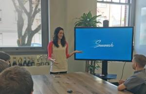 Androidアプリ「Swoosh Presentation Control」のスクリーンショット 3枚目