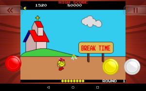 Androidアプリ「NAMCO ARCADE」のスクリーンショット 5枚目