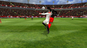 Androidアプリ「First Touch Soccer 2015」のスクリーンショット 5枚目
