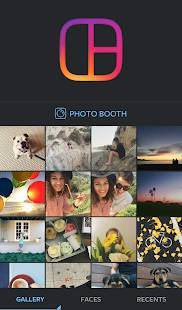 Androidアプリ「Layout from Instagram」のスクリーンショット 1枚目