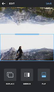 Androidアプリ「Layout from Instagram」のスクリーンショット 4枚目