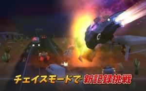 Androidアプリ「Rush Star - バイクアドベンチャー」のスクリーンショット 5枚目