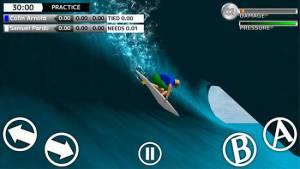 Androidアプリ「BCMサーフィンゲーム - World Surf Tour」のスクリーンショット 2枚目