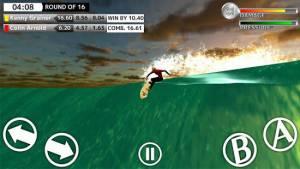 Androidアプリ「BCMサーフィンゲーム - World Surf Tour」のスクリーンショット 4枚目