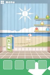Androidアプリ「脱出ゲーム インコ脱出」のスクリーンショット 3枚目