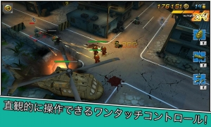 Androidアプリ「Tiny Troopers 2: Special Ops」のスクリーンショット 3枚目
