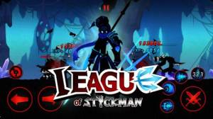 Androidアプリ「League of Stickman - Best action game(Dreamsky)」のスクリーンショット 5枚目