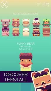 Androidアプリ「Alphabear」のスクリーンショット 4枚目
