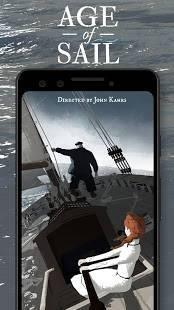 Androidアプリ「Google Spotlight Stories」のスクリーンショット 1枚目