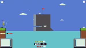 Androidアプリ「Battle Golf」のスクリーンショット 5枚目