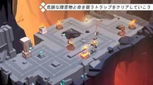 Androidアプリ「Lara Croft GO」のスクリーンショット 5枚目