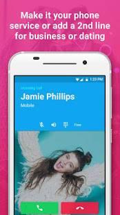 Androidアプリ「Nextplus Free SMS Text + Calls」のスクリーンショット 5枚目