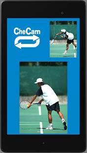 Androidアプリ「スイングチェック用ビデオカメラ ゴルフ、野球、テニスの練習に」のスクリーンショット 5枚目