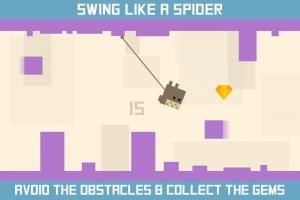 Androidアプリ「Spider Square」のスクリーンショット 2枚目