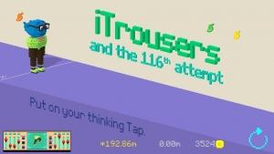 Androidアプリ「iTrousers」のスクリーンショット 1枚目
