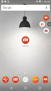 Androidアプリ「Mobizenスクリーンレコーダー」のスクリーンショット 4枚目