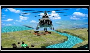 Androidアプリ「陸軍ヘリコプター - 救助貨物」のスクリーンショット 5枚目