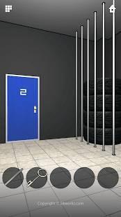 Androidアプリ「脱出ゲーム DOOORS APEX」のスクリーンショット 2枚目