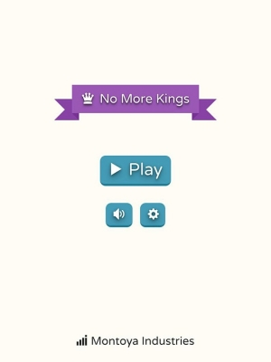 Androidアプリ「No More Kings - Chess Puzzle」のスクリーンショット 4枚目