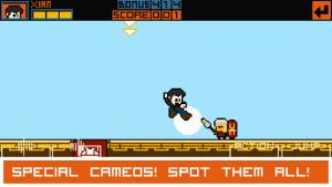 Androidアプリ「GameStart Pixel Battle」のスクリーンショット 3枚目