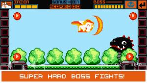 Androidアプリ「GameStart Pixel Battle」のスクリーンショット 4枚目