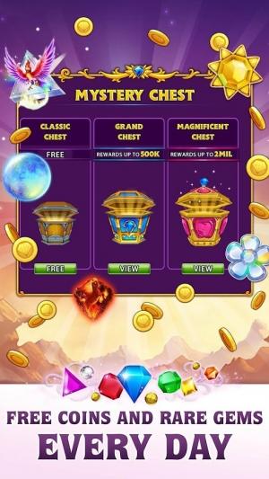 Androidアプリ「Bejeweled Blitz!」のスクリーンショット 5枚目