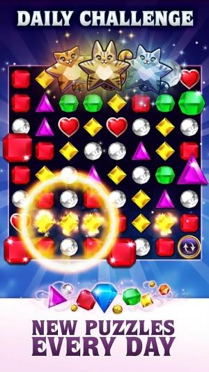 Androidアプリ「Bejeweled Blitz!」のスクリーンショット 3枚目