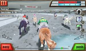 Androidアプリ「競馬 3D - Horse Racing」のスクリーンショット 3枚目