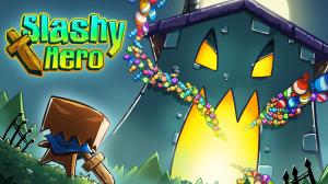 Androidアプリ「Slashy Hero」のスクリーンショット 1枚目